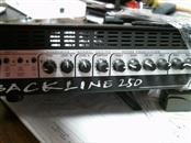 GK Bass Guitar Amp BLACKLINE 250